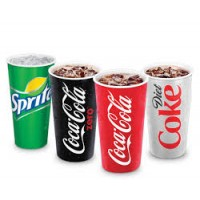Fountain Drinks (Carbonated Soda)